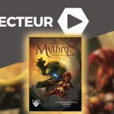 Projecteur - Mythras cover