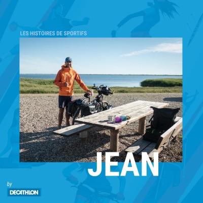 # Hors-Série - Jean - Pédaler pour avancer, pédaler pour aller mieux ! cover