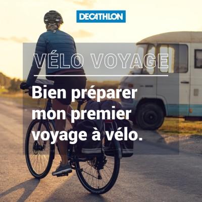 # 37 Vélo Voyage - Comment bien préparer mon premier voyage à vélo ! cover