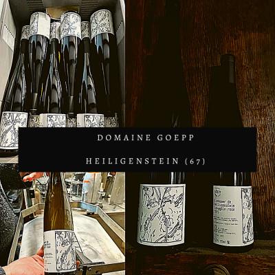 Episode 34: Domaine Goepp à Heiligenstein (67 cover