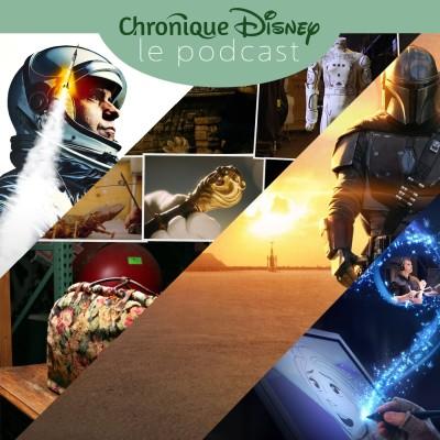 Épisode 21 - Coups de Cœur : Disney+ #1 cover