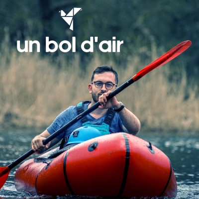#43 -  Hugues LE TENNIER - 1240 km à travers la Sibérie en packraft cover