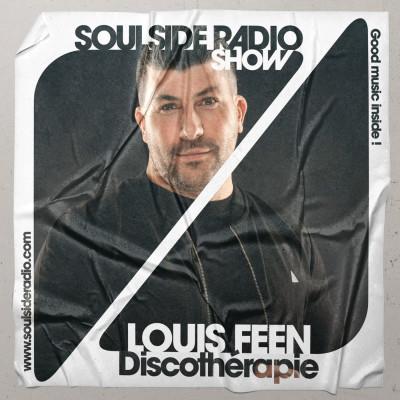 Louis FEEN - Discothérapie EP.3  (Special guest Mousse T. )   Exclusive Radio show   Paris cover