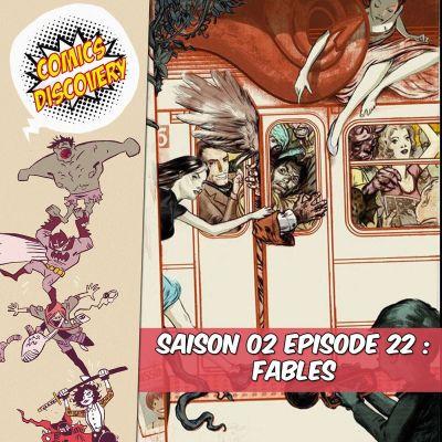 image ComicsDiscovery S02E22 : Fables