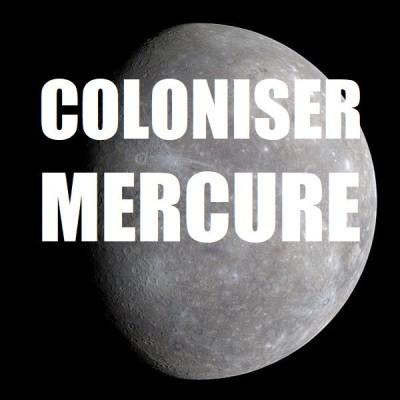 [LDDE] Coloniser Mercure cover