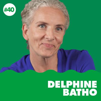 Épisode 40 - Décroissance : le nouveau clivage politique ? Delphine Batho cover