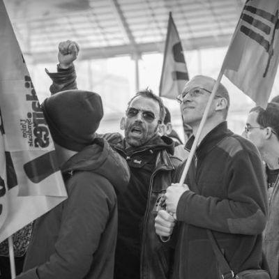 """image LA MENSUELLE :  2 mois de mouvement social : on fait le point avant la """"marée populaire"""""""