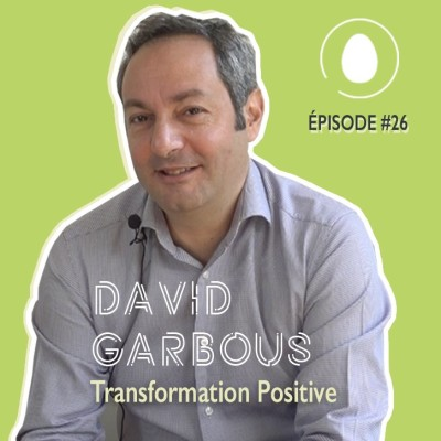 #26 David Garbous - Transformation Positive cover