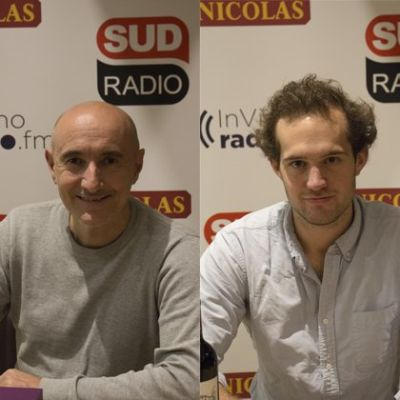 789 émission :  François Lévy et Matthieu David-Beaulieu cover