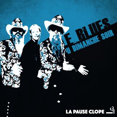 """""""Le blues du dimanche soir"""" - dimanche 15 novembre 2020 cover"""