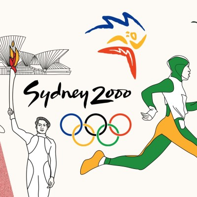 Jeux Olympiques 2000 - Sidney cover