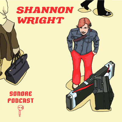 image SONORE (Capsule Rockomotives) #5 - SHANNON WRIGHT