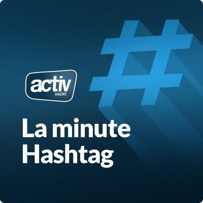 La minute # de ce mardi 23 février 2021 par ACTIV RADIO cover