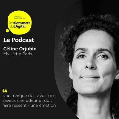 Cover' show Céline Orjubin - L'émotion et le storytelling pour mieux engager ses communautés