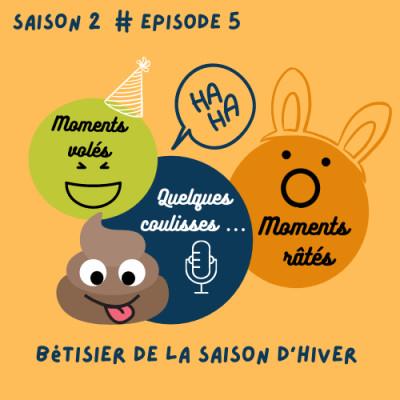 BETISIER DE LA SAISON D'HIVER (saison 1) cover