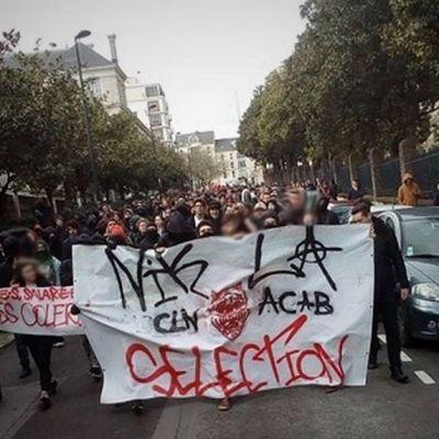 image Nantes, à l'avant garde des mobilisations.
