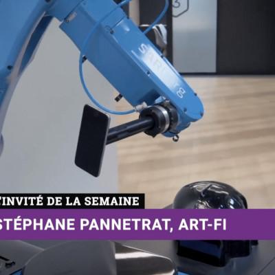 Business Club de France TV S2021 E54 S. Pannetrat - Art Fi cover