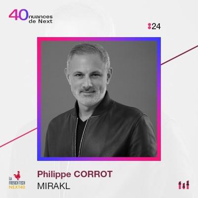 :24 Part 2 - Philippe Corrot - Mirakl : itinéraire d'un autodidacte passionné cover