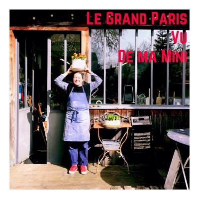 Le Grand Paris Vu De Ma Mini (Les Mains Dans L'Argile) cover