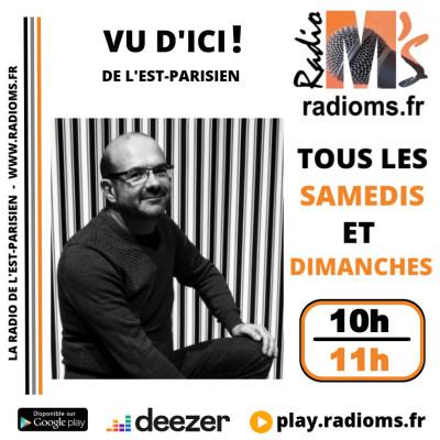 Vu d'Ici! Spécial #1 - Emilie podcasteuse montreuilloise cover