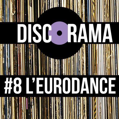 image Discorama #8 - L'Eurodance (Simon et Simone)