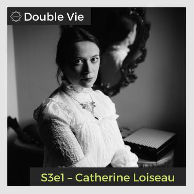 S03e01 — Catherine Loiseau – Autrice, éditrice & YouTubeuse cover