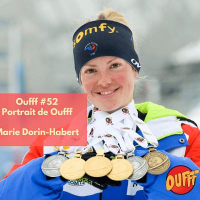 #52 - Portrait de Ouffff - Marin Dorin-Habert, une biathlète en or cover