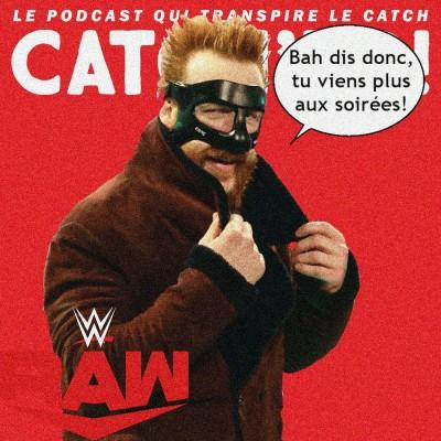 Catch'up! WWE Raw du 12 juillet 2021 — J'ai un serpent dans ma botte cover