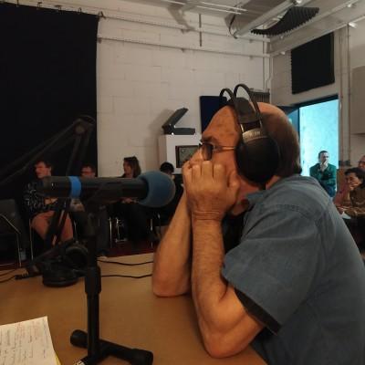 Soirée à l'écoute | 40 ans de Radio Grenouille à l'Atelier-Studio d'Euphonia - partie 2 cover