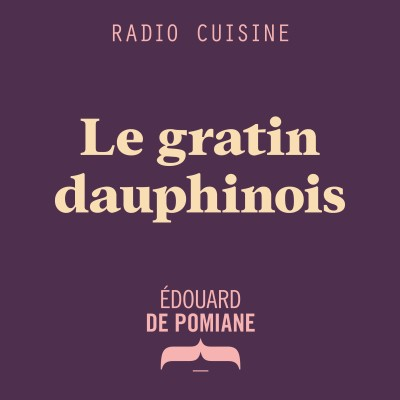 Le gratin dauphinois cover