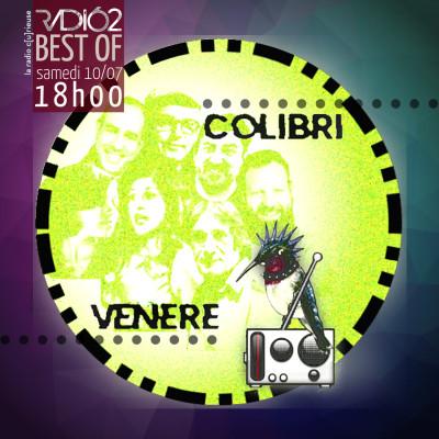 Best of Colibri Vénère 2020 - 2021 cover