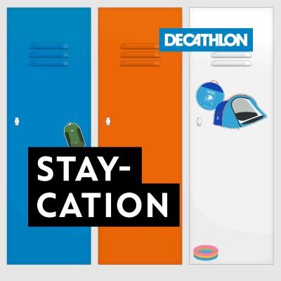 #3 Staycation - kamperen in België cover