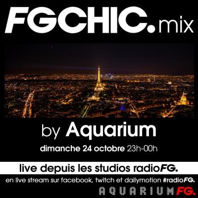 FG CHIC MIX BY AQUARIUM cover