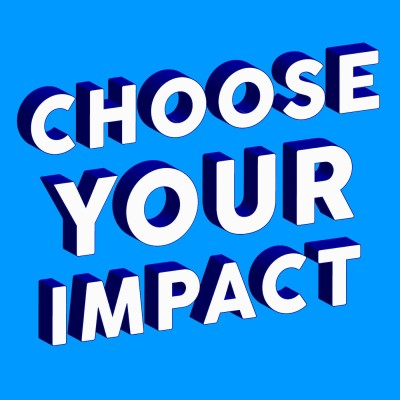 Choose Your Impact cover