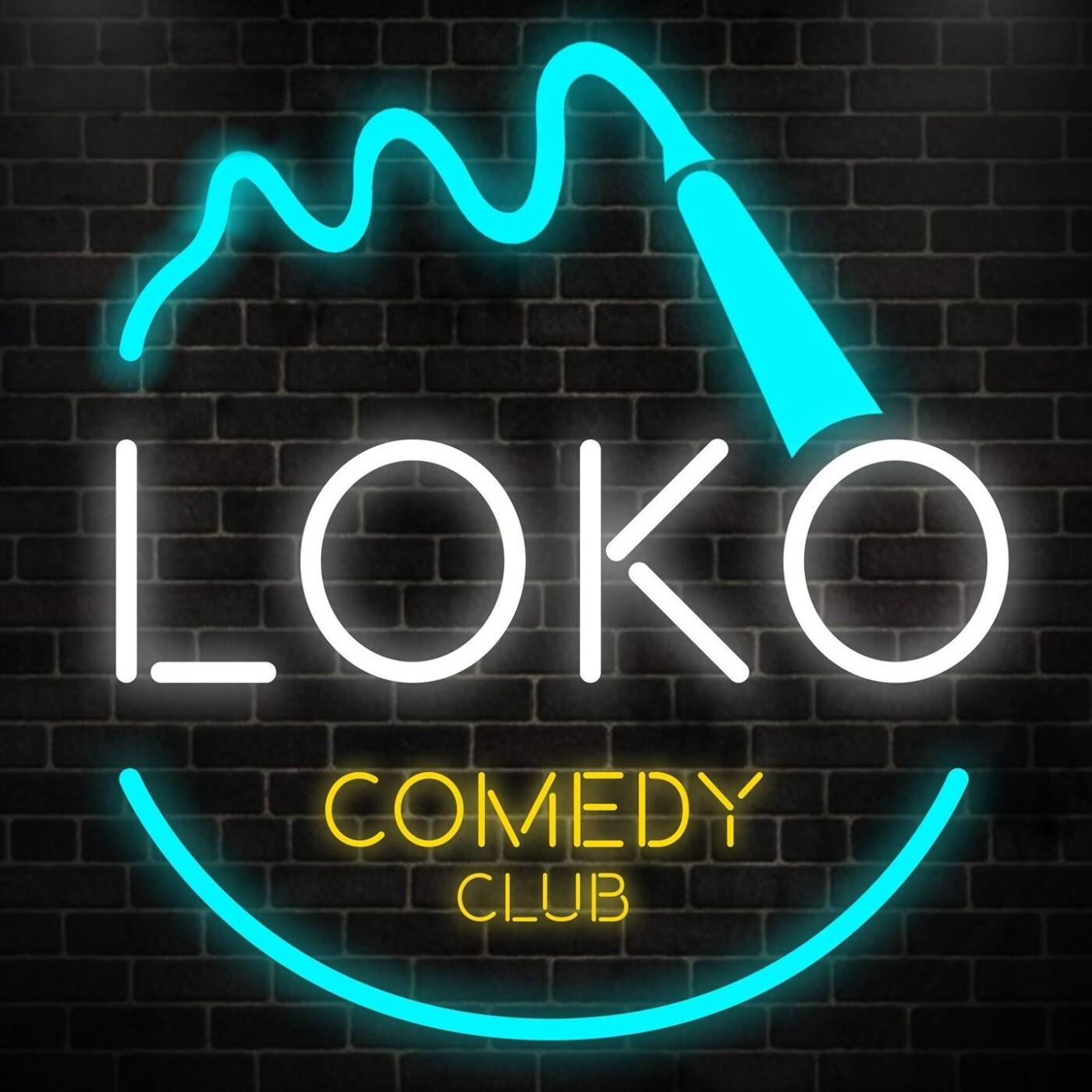 Habib nous présente Loko Comedy Club, une scène ouverte au Stand Up à Lille - 30 09 2021 - StereoChic Radio