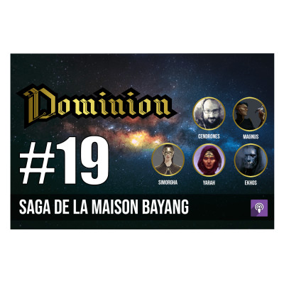 [FR] #JDR - Dominion 🎇 Episode #19 cover