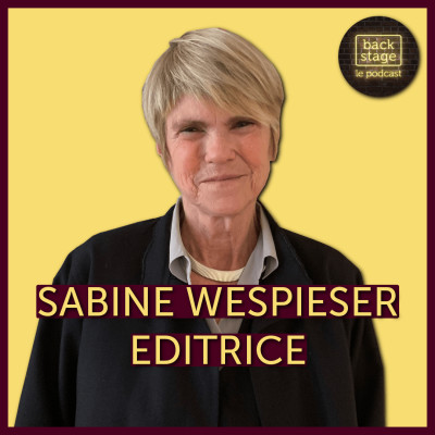 #202 Sabine Wespieser, éditrice cover