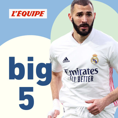 Benzema comme une évidence cover