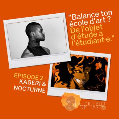 Episode 2 - Balance ton école d'art ? De l'objet d'étude à l'étudiant·e. cover
