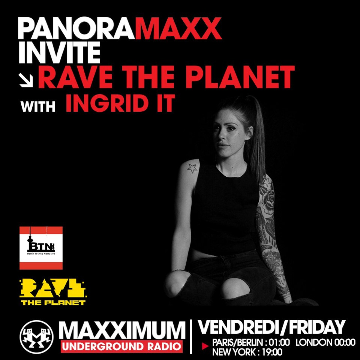 PANORAMAXX : INGRID IT