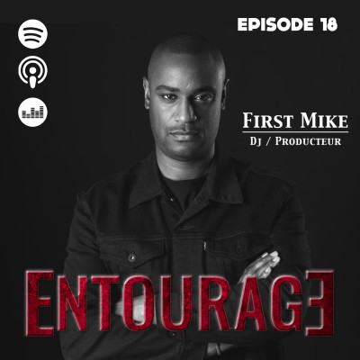 DJ First Mike, fidèle aux postes. cover