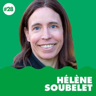 Épisode 28 - Pandémies : quels rapports avec la biodiversité ? Hélène Soubelet cover