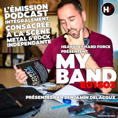 MyBand • Episode 1 Saison 3 cover