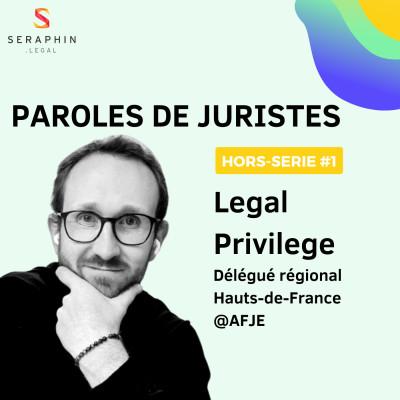 Hors-Série #1 - Legal Privilege cover