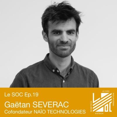 #19 -Gaëtan SEVERAC- Robotique autonome, la solution idéale aux enjeux agricoles ? 1/2 cover