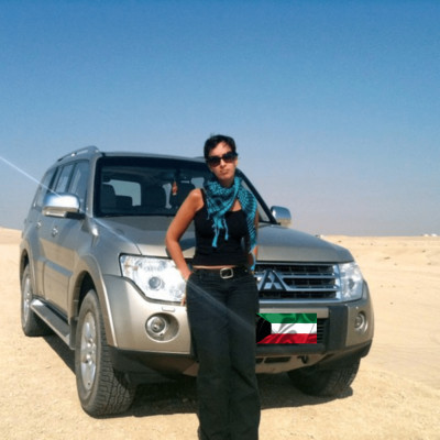 #30-Koweït, Laila convaincue que l'expatriation est sa destinée cover