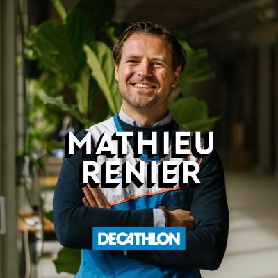 #1 De transformatie - Mathieu Renier cover