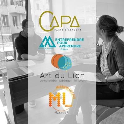 MiniEntreprise® EntreprendrePourApprendre-ArtduLien-Ep1 cover