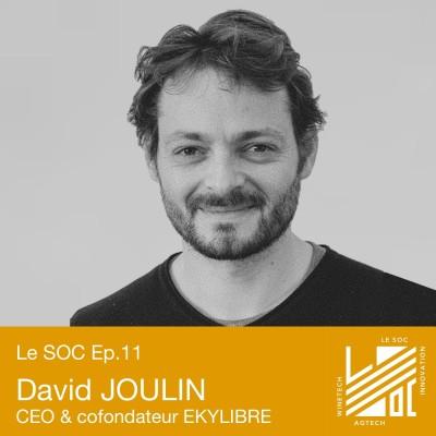 #11 -David JOULIN- Quelle liberté dans le choix de son logiciel d'exploitation agricole? cover