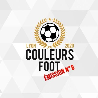 COULEURS FOOT - Émission N°8 cover
